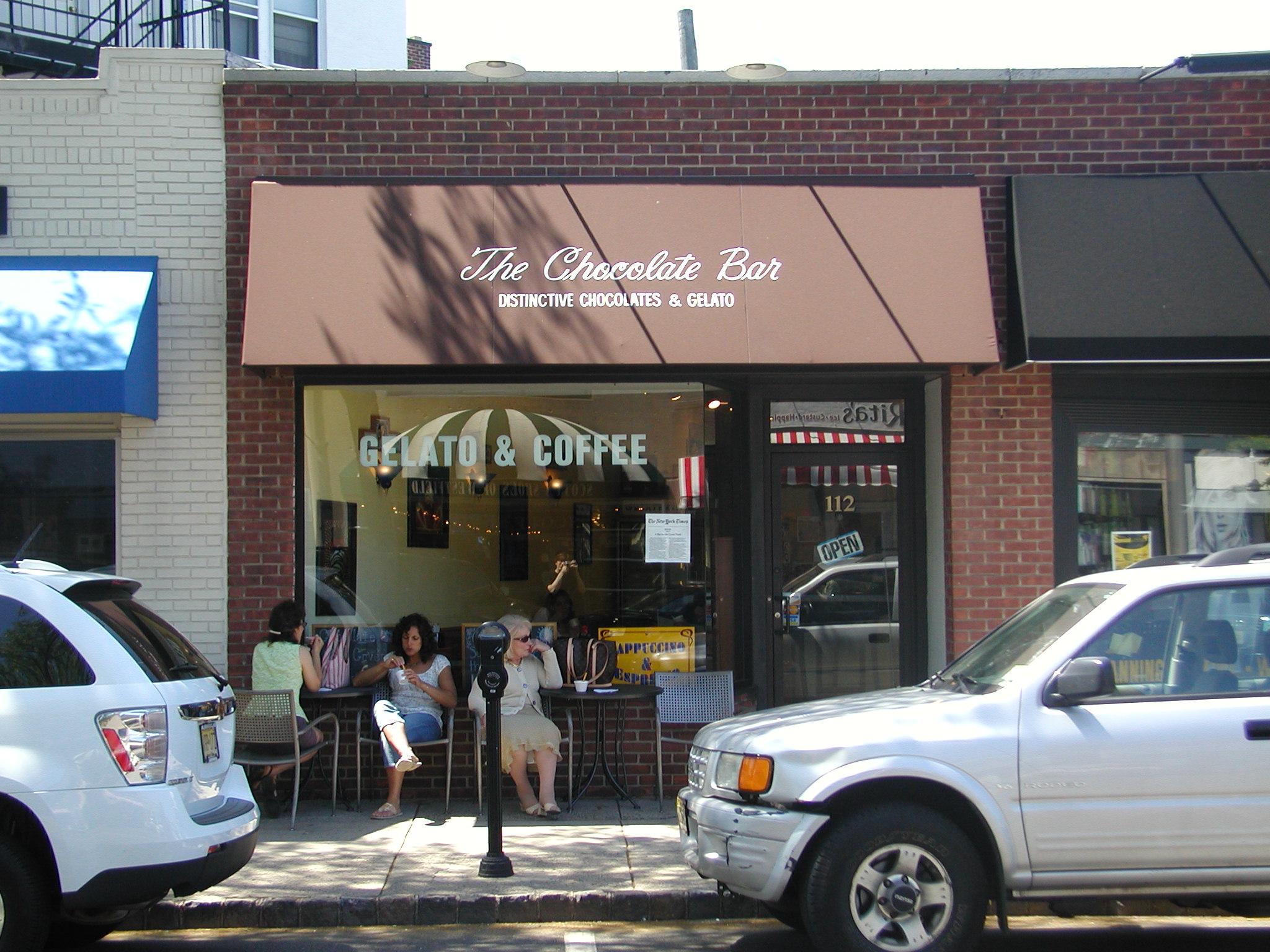 The Chocolate Bar - Thomas DiGiorgio Architecture - Westfield, NJ ...
